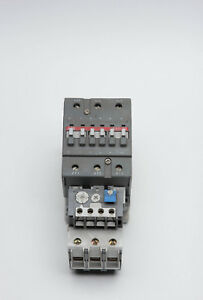 Abb Contactor A50 30 120v Coil With Ta75 Du Overload