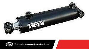 New Maxim Wt Welded Cylinder 6 Bore 24 Stroke 3000 Psi 3 Rod 3 4 Npt 216569
