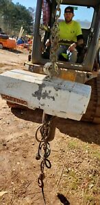 Coffing 1 2 Ton Electric Hoist 20 Chain Great Condition 2237