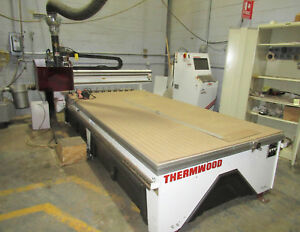 Thermwood Cs43 510 5 X 10 Cnc Router W Automatic Tool Changer