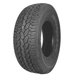 2 New Lt 245 75r16 Federal Couragia A t All terrain Tires Owl R16 2457516 10 Ply