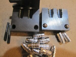 38 158 SWC RCBS Double Cavity Gas Check Bullet Mold Lead Bullet Casting Mould