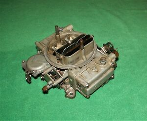 Holley 600 Cfm Carburetor List 1850 2 Rat Rod Chevy Ford Dodge Tunnel Ram