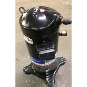 Copeland Zr34k3 tf7 230 3 Ton Ac hp Scroll Compressor 380 60 3 R 410a