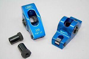 0345402 Prw Aluminum Roller Rocker Arms Ford 351c M 429 460 1 7 X 7 16