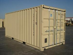 One Trip 20 Shipping Container In Tampa Florida