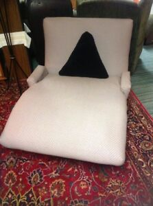 Adrian Pearsall Chaise Lounge Wave Chair Mid Century Modern Mcm