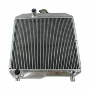 Usa Aluminum Radiator Fit Ford Holland 1510 1710 Sba310100291 sba310100440