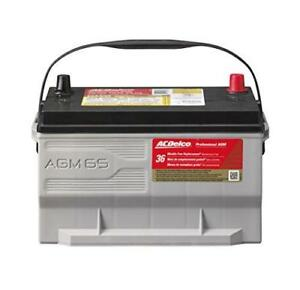 Acdelco 65agmhr Bci Group 65 Automotive Battery
