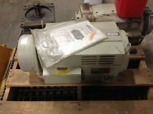 Dynamatic Ajusto Spede Pds 300210 3001 As 210754 2145 7 5hp 575vac 1750rpm