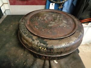 1955 1956 Chrysler Hemi Mopar Oil Bath Air Cleaner 4 1 4 Opening Dodge