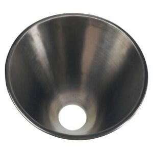 Conical Hopper Tri Clamp 4 Inch X 12 Sanitary Ss304 3 Pack