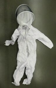 Mann Lake Cl634 Cotton polyester Deluxe Bee Suit With Pump Honey Extractor Tool