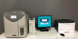 Beckman Coulter Act 5 Diff Cp Hematology Lab Analyzer 2909004 W Computer