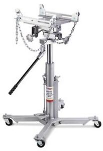 Air Assisted 1000 Lbs Capacity Stinger Transmission Jack Otc 1794a Brand New