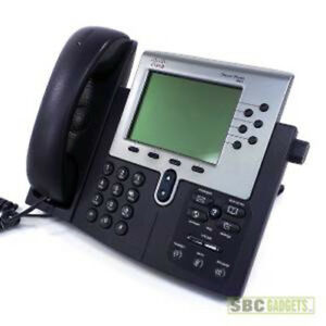 Cisco Ip Phone 7960 Series model Cp 7960g Business Telephone W Handset