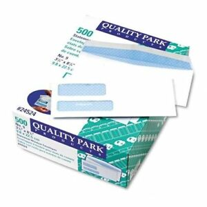 Double Window Size 9 Envelopes For Invoices box Of 500