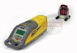 Spectra Precision Dg511 Pipe Laser Level Dialgrade trimble topcon agl transit