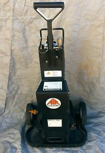 Air Systems Multi pak 2 Cylinder Rescue Cart 4500 Psi 5 Outlets Scba Tanks Mrod