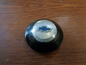 1949 1950 Chevrolet Car Steering Wheel Horn Button Emblem Original Lowrider