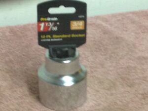 Allied Tool Pro Grade 3 4 Dr 1 13 16 Socket 12 Point Torque Dyna drive