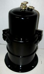 Black Brass Carbide Generator Tank Off A 1913 14 Early 1915 Model T Ford