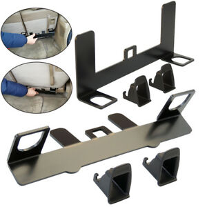 Car Child Safety Seat Belt Steel Buckle Bracket Mount For Isofix Latch Connector