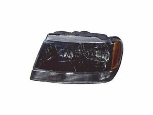 Front Right Passenger Side Headlight Assembly For Jeep Grand Cherokee Qd95m8