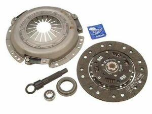 Clutch Kit For 78 89 Saab 900 99 Turbo Spg Nt64p4 Sachs