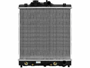 Radiator For 96 98 Honda Civic Del Sol 1 6l 4 Cyl Hx Wm63f2