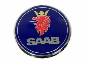Emblem For 99 02 Saab 93 Viggen Se Base Hatchback Sn54w3 Trunk Emblem Genuine