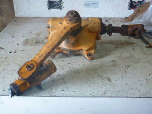 Minneapolis Moline Steering Gear Box With Pitman Arm For G Or Gb Z3