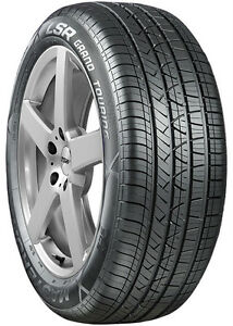 2 New 235 45r17 Mastercraft Lsr Grand Touring Tires 45 17 2354517 R17 45r 640aa