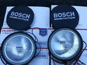 Bosch Touring Auxillary Fog driving Light Set With Covers