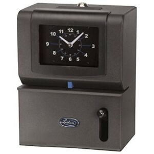 Lathem Heavy duty Manual Time Clock For Day Of Week Hour 1 12