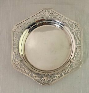 Barbour Silverplate Wine Coaster By International Silver 5917