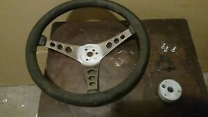 Superior 500 Steering Wheel