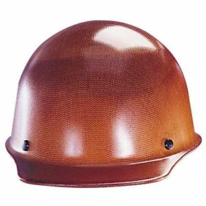 Msa Safety 475395 Skullgard Cap Hard Hat With Fast Track Ratchet Suspension