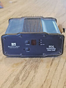 Pacific Crest Pdl4535 450 470mhz Gps Gnss External Base Radio