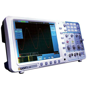 Owon Sds6062 60 Mhz Deep Memory Dig Storage Oscilloscope 500ms s Sample Rate