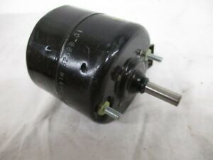 John Deere Blower Motor For 4400 6600 7700 Combines ah81609