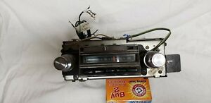 1965 Chevrolet Am Fm Radio Impala Caprice Working 986101
