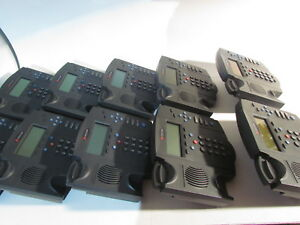 Lot Of 10 Polycom Soundpoint Ip 430 Sip Phones grade A phone Units Only
