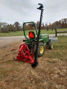 Ford 501 7ft Sickle Bar Mower With All New Teeth Free Shipping