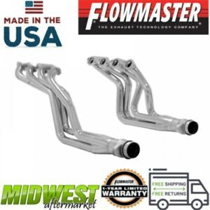 Flowmaster Header Fits 1967 1974 Chevrolet Camaro W 396 502 Cu In Big Block V8