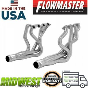 Flowmaster Header Fits 1967 1969 Chevrolet Camaro W 396 502 Cu In Big Block V8