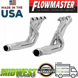 Flowmaster Header For 1968 74 Chevrolet Chevelle W 396 502 Cu In Big Block V8
