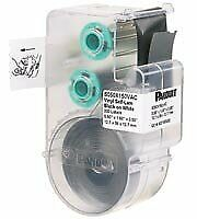 Panduit T038x000vpc bk Thermal Transfer Vinyl Continuous Tape Black white