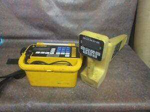 3m Dynatel 2273 Pipe Fault Locator Receiver And 965 Subscriber Loop Analyzer l6