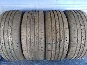 4 Goodyear Eagle Ls2 Rft 245 45 18 Bmw With 7 8 32nd Tread Left 100 V